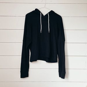 MOSSIMO Cropped Hoodie